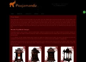 poojamandir.com