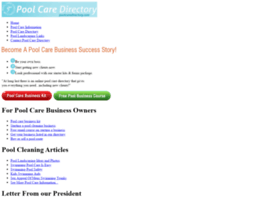 poolcaredirectory.com