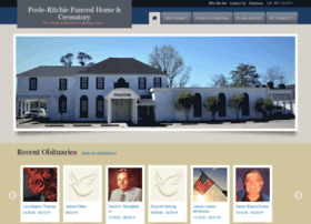 Poole Ritchie Funeral Home Bogalusa