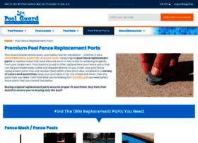 poolfenceparts.com