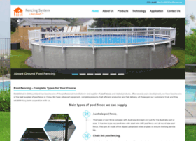 poolfencingsupplier.com