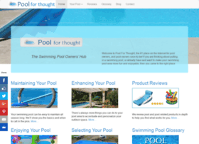 poolforthought.com