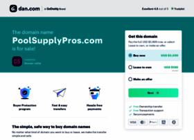 poolsupplypros.com