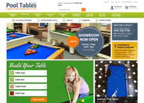 pooltablesonline.co.uk
