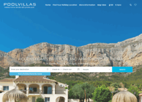 poolvillas.com