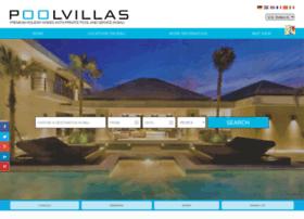 poolvillasbali.com