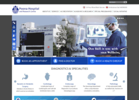 poonahospital.org