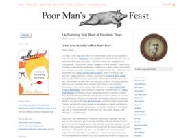 poormansfeast.com