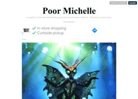 poormichelle.com