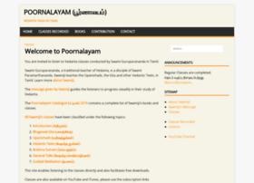 poornalayam.org
