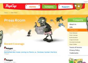popcap.mediaroom.com