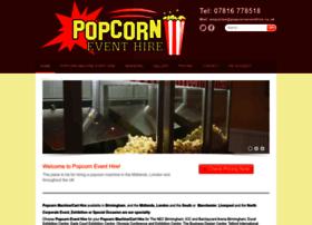 popcorneventhire.co.uk