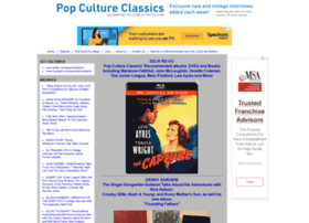popcultureclassics.com