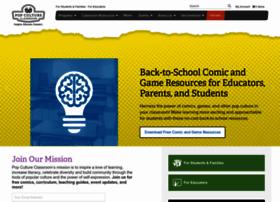 popcultureclassroom.org