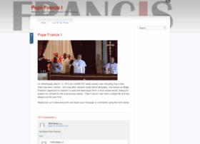 popefrancis.org