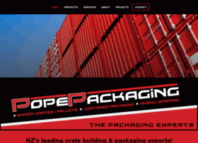 popepackaging.co.nz