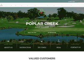 poplarcreekgolf.com
