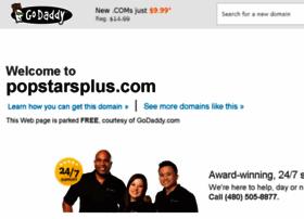 popstarsplus.com