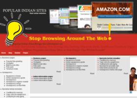 popularindiansites.com