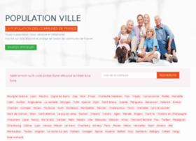 population-ville.info