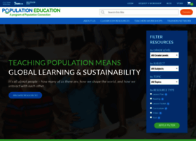 populationeducation.org