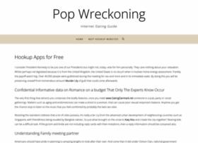popwreckoning.com
