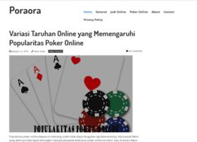 Poraora.com