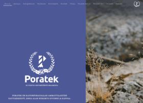 poratek.fi