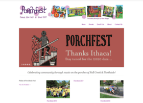 porchfest.org