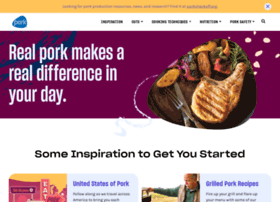 porkfoodservice.org