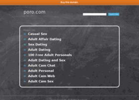 poro.com