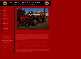 porsche-diesel.com