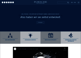 porscheinformatik.com