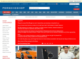 porscheshop.co.uk