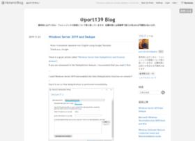 port139.hatenablog.com
