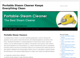 portable-steamcleaner.com