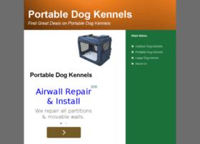 portabledogkennels.net
