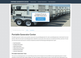 portablegeneratorcenter.com