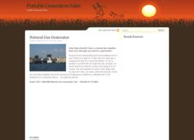portablegeneratorssales.com