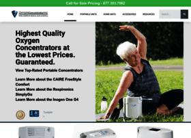 portableoxygenconcentrators.com