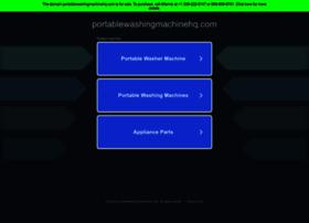 portablewashingmachinehq.com