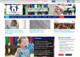 portage.org.uk