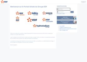 portail-achats.edf.com