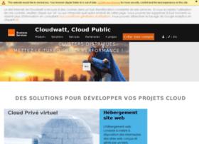 portail.cloudwatt.com