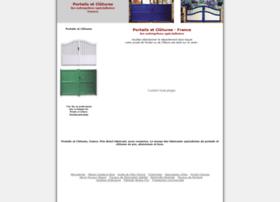 portails-clotures.info