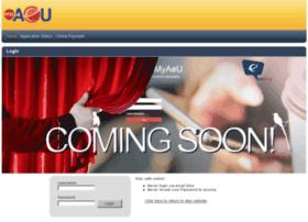 portal.aeu.edu.my