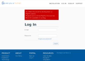 portal.areyouahuman.com