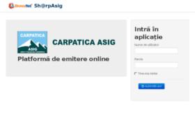 portal.carpaticaasig.ro