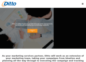 portal.dittodocument.com