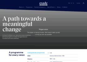 portal.esade.edu